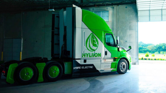 Hyliion-FEV-Partner-Truck 1400